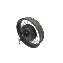 2020 electric fat tire 48v2000w Fat Bike Motor Kit with battery for fat electric bikes