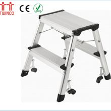 Modelos Diferentes de Escada de Etapa Simples e Preço Promocional Stepstool Footstool