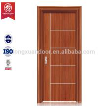 PVC Toliet Tür. PVC-Badezimmertür .PVC-Spültür