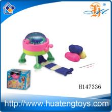 Gute Qualität preiswerte DIY Wollspinnmaschine Spielwaren für Kinder für Verkauf DIY strickende Maschine Spielwaren