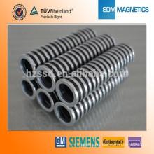 ISO 9001 N52 permanente große Rundmagnete