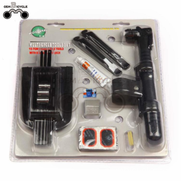 best-selling professional bicycle repairing kit with pump