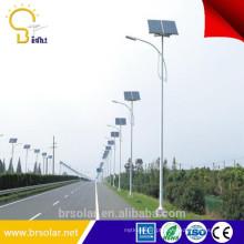 luzes conduzidas solares da lâmpada de rua