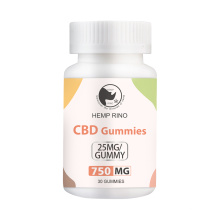 Hot sell 750mg CBD with Biotin with Collagen Gummies Full Spectrum CBD Gummies for Hair, Nails,Skin and Promote Sleep