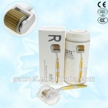 0.2-3.0mm titanium microneedle roller nose enhancer