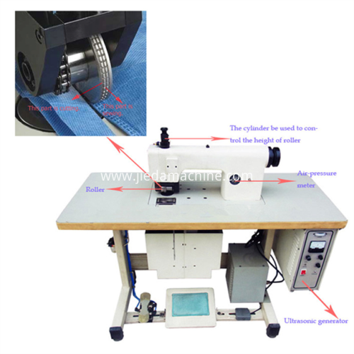 JD-ultrasonic sealing machine