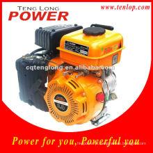 Motor de gasolina 160F usado na bomba de água
