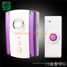 High Quality AC 220V-250V Wireless Doorbell MP3 Digital Door Bell