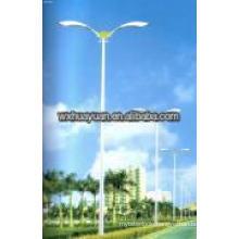 Avenue lamp pole