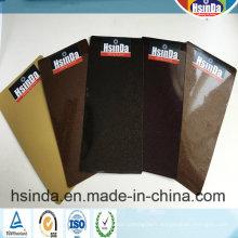 Prix usine en Chine effet métallisé poudre revêtement