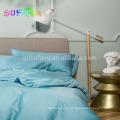 Роскошные листа сатина 300TC набор бамбук /бамбук постельных принадлежностей