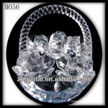 K9 Cesta De Flores De Cristal