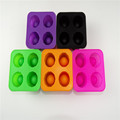 4Cup Silicione Shooters Maker Ice Cube Shot Trays