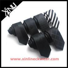 Nueva corbata de lazo combinada de los hombres