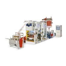 Ligne de machine à imprimer soufflage et gravure