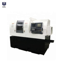 high precision Dual double Spindle milling CNC lathe
