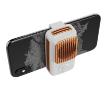 Pad phone holders mobile cooling fan