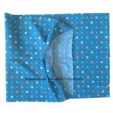 OEM Produce Customized Logo Blue Girl′s Printed Polyester Tubular Buff Bandana