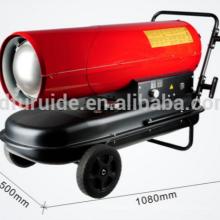 Aquecedor de ventilador de queima de óleo térmico industrial a diesel (FNF-50A)