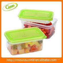 Les aliments transparents en plastique contiennent (RMB)