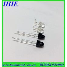 Módulo oval do sensor do receptor de 5mm IR + módulo do emissor do IR para a tela de toque