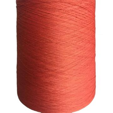 95% Korea Meta Aramid 5% Para Aramid 32S / 2 Garn in Orange