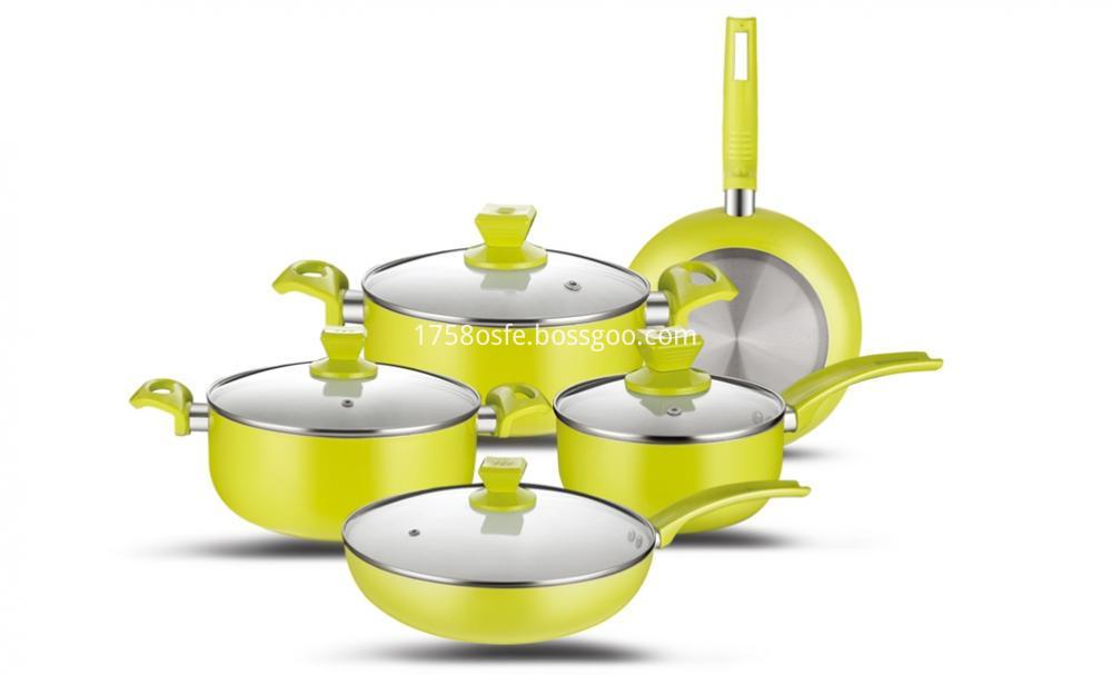 Ceramic Cookware 1