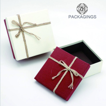 Christmas Square Gift Box Packaging Box Eco-friendly