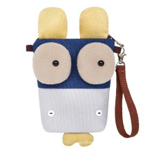 OEM/ODM Custom Wholesale Cute Fashion Pocket Wallet Cartoon Mobile Phone Bag