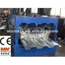 YX6-110-600 floor deck roll forming machine,floor decking machine, floor deck forming machine