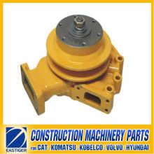 6130-62-1110 Pompe à eau S4d130 / Ls210 / K30 Pièces détachées pour machines de construction Komatsu
