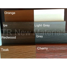 Supply Cheap 140*25mm WPC Co-Extruded Decking