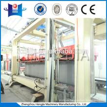 Whole production line flyash autoclave Aerated concrete equipment