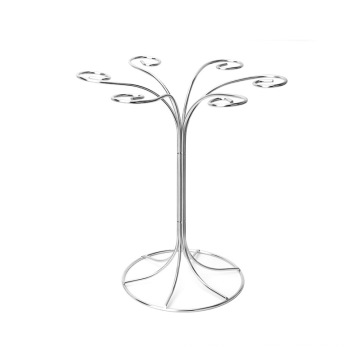 High Quality Best Gifts decoration home metal Stainless steel wine rack