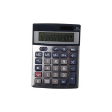12 Digits Business Office Calculator with Solar Power
