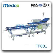 Transmetteur de transfert intelligent chariot de lit d'urgence TF001