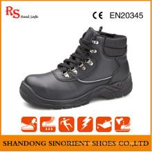 Öl- und säurebeständige formale Sicherheitsschuhe RS723