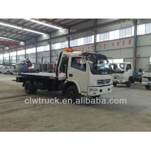 Dongfeng mini camión del remolque de 3800m m, 4 * 2 remolque para la venta