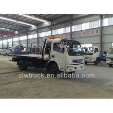 Dongfeng mini 3800mm Wrecker Truck, 4 * 2 эвакуатор для продажи