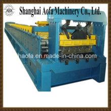 Maquinaria para la formación de rollos de chapa para techos (AF-R1025)