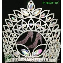 Krone und Zauberstab internationale Pullover