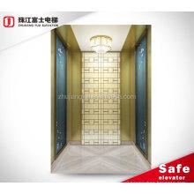 Zhujiang fuji elevator passenger elevator hotel elevator lift cabin design