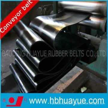 Endless Flat Nylon Rubber Sidewall Conveyor Belt Width 300-2200mm