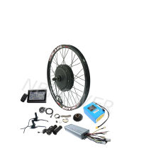 72V 2000w ebike electric bike hub motor conversion kit with 72v 20Ah Li-ion battery
