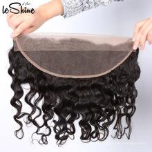 Cabelo virgem não processado Mink 10A Full Lace Frontal orelha a orelha fornecedor de cabelo indiano cru