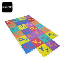 Alfabeto para niños Kindergarten Piso EVA Juego Puzzle Mats