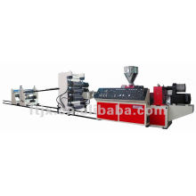 futian plastic machinery PET PE PP Sheet Production Line