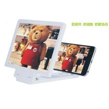 Accesorios del teléfono móvil 3 X pantalla lupa soporte ampliación el soporte para los teléfonos