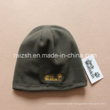 Outdoor Travel Mountain Climbing Double-Knit Fleece Hat