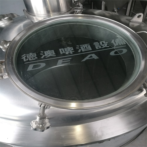 brewhouse glass manhole
